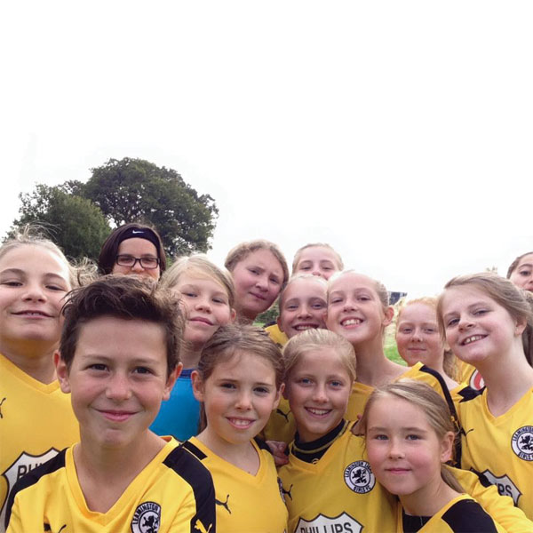 The Under 14s